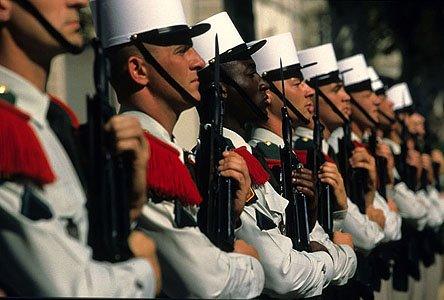 foreign legion.n